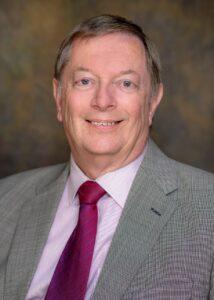 Portrait of Cllr Malcolm Buckley